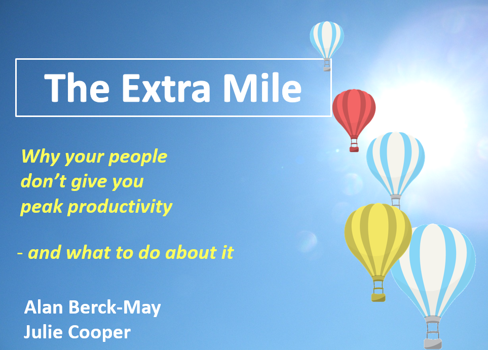 Extra Mile title