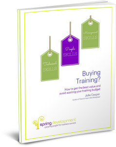 Buying training 3D cover