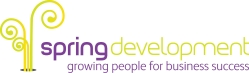 Spring Development – People skills training and development, Oxfordshire Logo